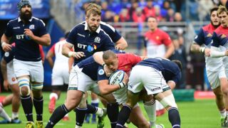 Audiences : France 2 portée par le rugby, record pour Stade 2 !
