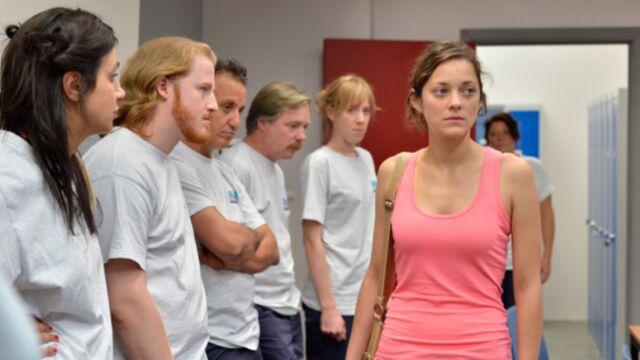 CANNES 2014 : les frères Dardenne très inspirés par Marion Cotillard