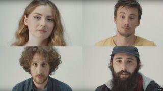 Golden Moustache : Le collectif s'engage contre le harcèlement avec Cartoon Network