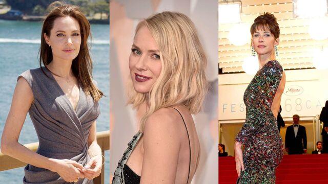 Angelina Jolie, Naomi Watts, Sophie Marceau... 40 ans et terriblement sexys (PHOTOS)