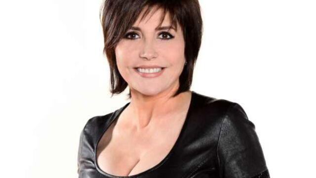 Liane Foly en tournage pour France 2