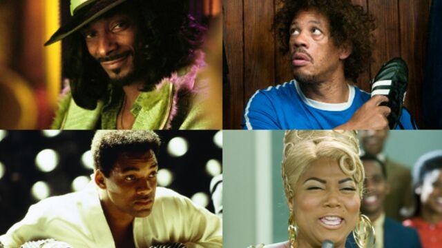 De Will Smith à JoeyStarr… Quand le hip-hop prend d'assaut le grand écran (PHOTOS)
