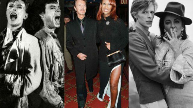 Les orgies sexuelles de David Bowie racontées dans un livre (PHOTOS)