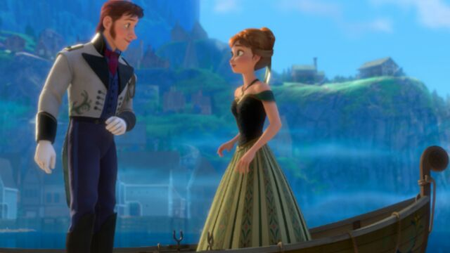 Découvrez La Reine des neiges, le prochain Disney (VIDEO)