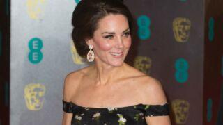 Kate Middleton, une bombe sur tapis rouge aux Bafta !