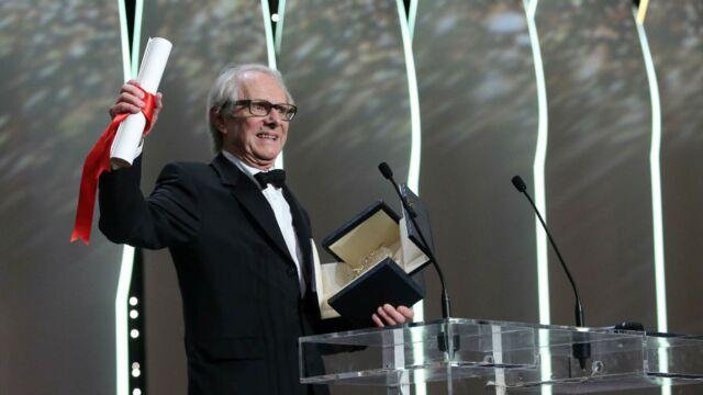 Cannes 2016 : Ken Loach remporte la Palme d'Or, la deuxième de sa carrière