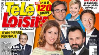 A la une de Télé-Loisirs : La grande bagarre des animateurs de France 2 !