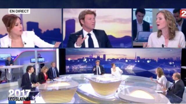 Audiences : France 2 bat d'un cheveu Les Bronzés sur TF1 grâce aux élections législatives