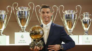 """Cristiano Ronaldo réagit à l'affaire Football Leaks : """"C'est dur pour ma famille, pour mon fils"""""""