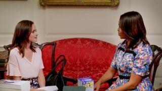 Michelle Obama s'invite dans la série Gilmore Girls (VIDEO)
