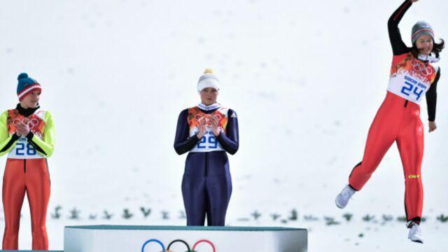 JO de Sotchi : la France décroche le bronze (PHOTOS)