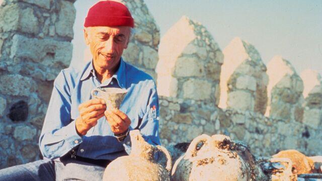 Que reste-t-il du Commandant Cousteau ? (Thalassa, France 3)