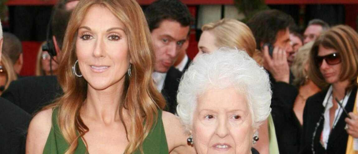 Celine Dion Son Emouvant Message Pour Les 90 Ans De Sa Maman Photo