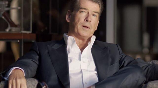Super Bowl : Pierce Brosnan se moque de son rôle dans James Bond (VIDEO)