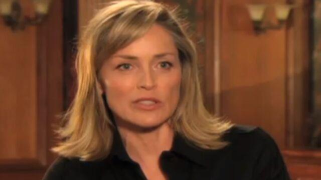 Sharon Stone, héroïne du projet de série Agent X
