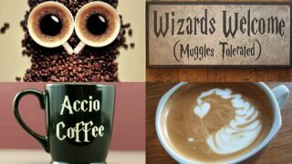 Il fait froid ? Ce café Harry Potter est le lieu idéal pour se réchauffer entre moldus !