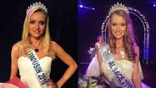 Miss France 2017 : découvrez toutes les Miss régionales (30 PHOTOS)