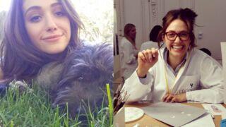 Emmy Rossum (Le jour d'après) : une actrice timide, naturelle et un peu geek (40 PHOTOS)