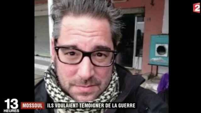 """Stéphan Villeneuve, le journaliste décédé en Irak, """"connaissait très bien le terrain"""""""
