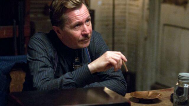 Le commissaire Gordon (Batman) sera le héros d'une nouvelle série