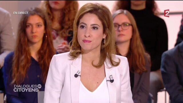 Avez-vous trouvé Léa Salamé convaincante face au président François Hollande ? (SONDAGE)
