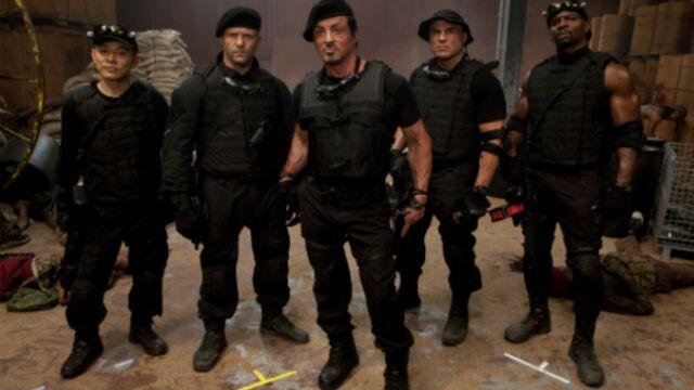Bruce Willis, Harrison Ford et Sylvester Stallone : du rififi chez les Expendables