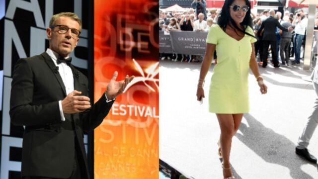 CANNES 2014 : Lambert Wilson au top, la culotte d'Ayem fait flop