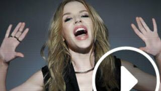 Kylie Minogue : Collaboration disco avec Giorgio Moroder sur Right Here, Right Now (VIDEO)