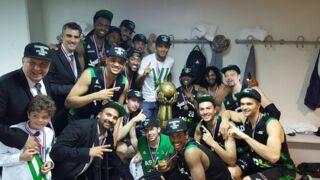 Basket : L'ASVEL de Tony Parker décroche le titre de champion de France