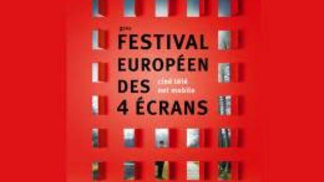 Festival européen des 4 écrans du 14 au 16 novembre