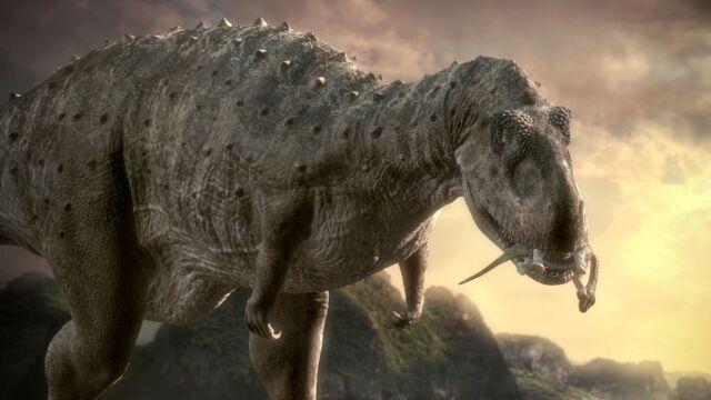Les dinosaures envahissent Canal+