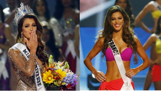 Iris Mittenaere, Miss France 2016, sacrée Miss Univers ! (PHOTOS)