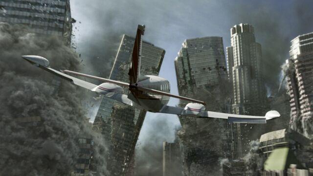 Audiences : 2012, le film catastrophe, a offert une petite victoire à TF1