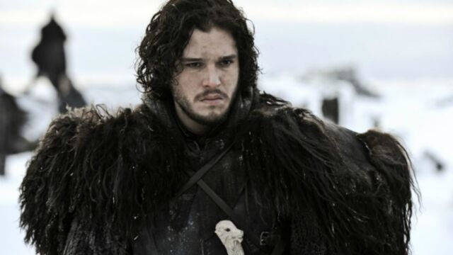 "Game of Thrones, la ""malédiction"" de Kit Harington (Jon Snow)"