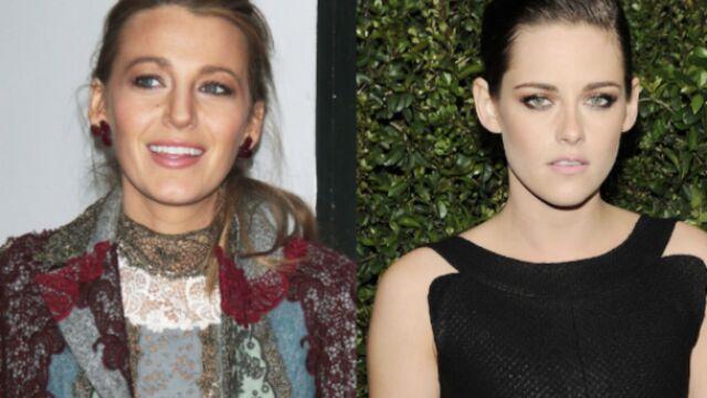 Blake Lively va donner la réplique à Kristen Stewart dans un film de Woody Allen !