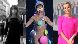Françoise Hardy, Miley Cyrus, Laurence Ferrari... Toutes fans de Courrèges  (21 PHOTOS)