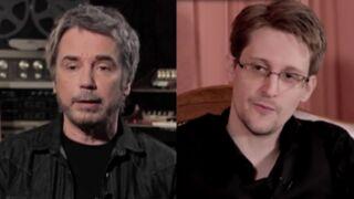 Jean-Michel Jarre a enregistré un titre avec… Edward Snowden !