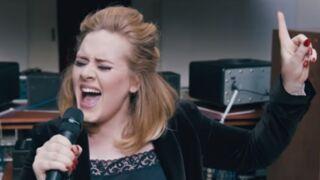 Attentats de Bruxelles : Adele traite les terroristes de c... (VIDEO)
