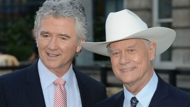 Emotion : Patrick Duffy rend hommage à son ami Larry Hagman (Dallas)