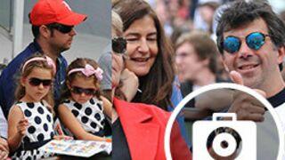 Roland-Garros 2014 : les adorables jumelles de Federer, Stéphane Plaza au top (17 PHOTOS)
