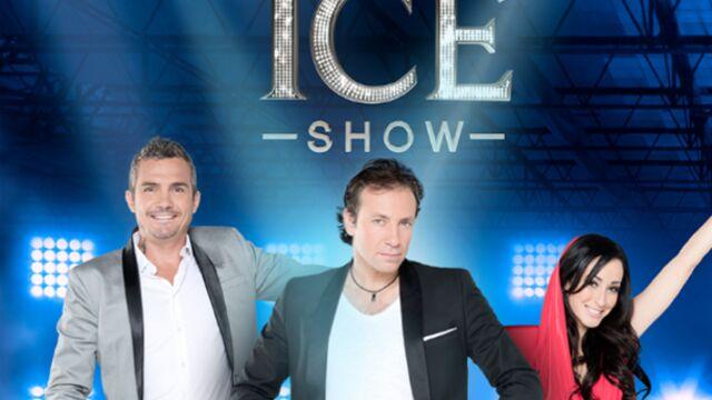 Ice Show (M6) : Richard Virenque et Kenza Farah dans l'équipe Candeloro