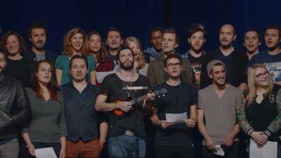 Attentats à Paris : les YouTubeurs reprennent Imagine (VIDEO)
