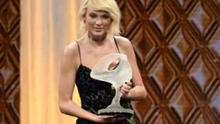 Et la grande gagnante du premier prix Taylor Swift est... Taylor Swift !