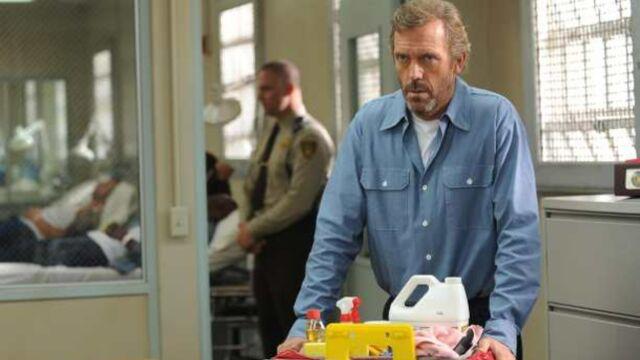 Dr House revient consulter sur HD1 !