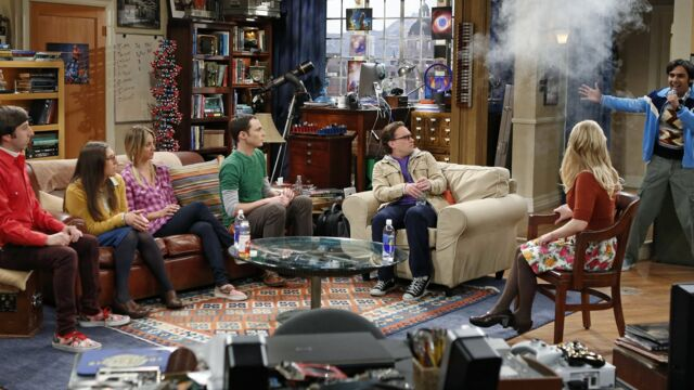 The Big Bang Theory revient sur NRJ12