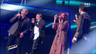 Audience : The Voice leader en baisse, L'Inconnu de Brocéliande cartonne sur France 3