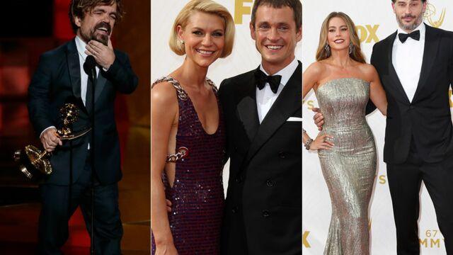 Emmy Awards 2015 : Homeland, Game of Thrones, Murder... toutes les stars de séries étaient là ! (PHOTOS)