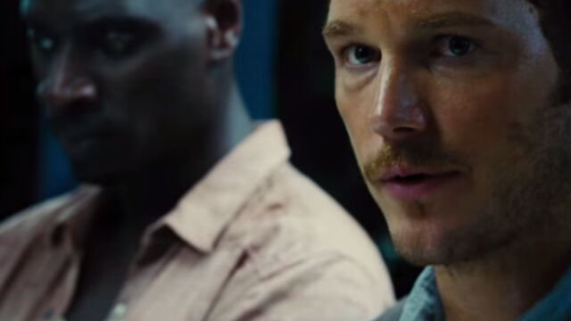 Omar Sy dans la bande-annonce de Jurassic World (VIDEO)