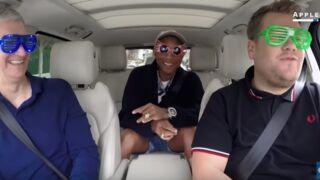 Pour le lancement de l'iPhone 7, le PDG d'Apple s'offre un karaoke avec Pharell Williams (VIDEO)
