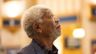 """Morgan Freeman : """"Avec 'The Story of God', on a voulu parler de religion de manière impartiale"""""""